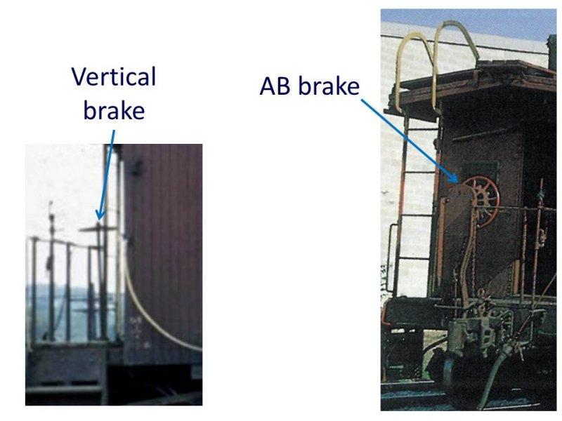 I-5 brake types