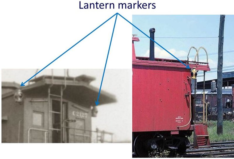 lantern markers