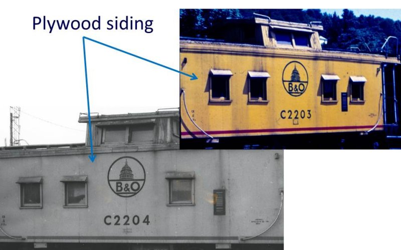 I-5 plywood siding
